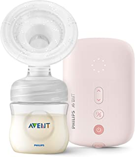 Philips Avent Natural Motion Elektrisk bröstpump - Inspirerad av barn - Effektiv för mammor - Natural Motion-teknik för et...