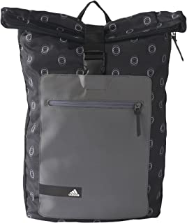 adidas Youth Pack Gra1 Mochila, Unisex Adulto, Negro (Negro/Grivis/Blanco), NS