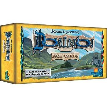ドミニオン 基本カードセット (Dominion: Base Cards) カードゲーム