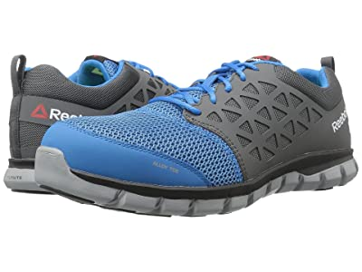 Reebok Work Sublite Cushion Work SD (Blue/Grey) Men