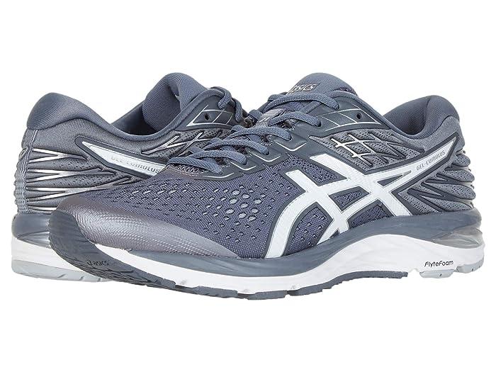 ASICS  GEL-Cumulus 21 (Metropolis/White) Mens Running Shoes