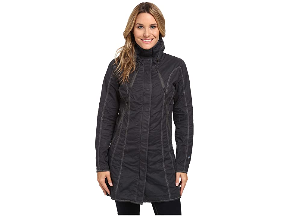 KUHL Lena Trenchtm (Carbon) Women