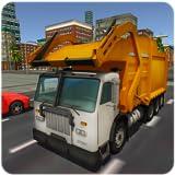 Abfallwagenfahrer SIM