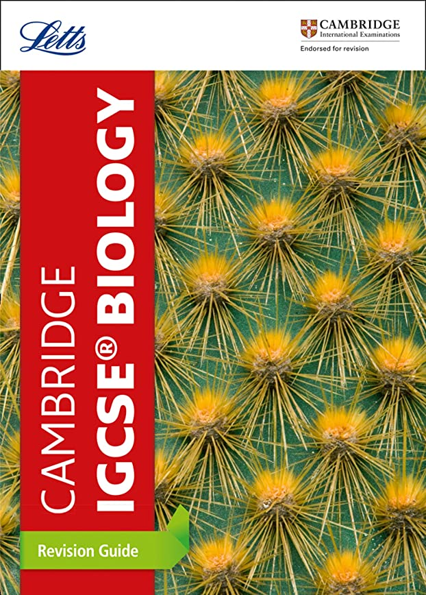 バッテリー嫌悪スポーツマンCambridge IGCSE? Biology Revision Guide (Letts Cambridge IGCSE? Revision) (English Edition)
