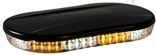 Buyers Products 8891082 Amber/Clear LED Light Bar (12-24 VDC)