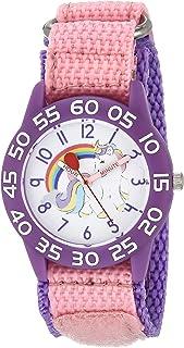 ساعة انالوج بعقارب كوارتز للبنات من ريد بالون، زهري، 19 موديل WRB000139