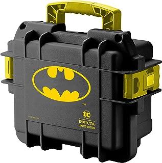 Batman 3 Slot Grey and Yellow Impact Dive/Collector Case