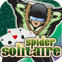 Solitaire Spider Free Parachute Heroes