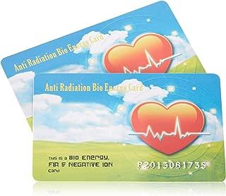 Best bio energy negative ion card Reviews