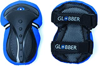 Globber Scooter Blue Protective Pads, 3-7 Years - XXS