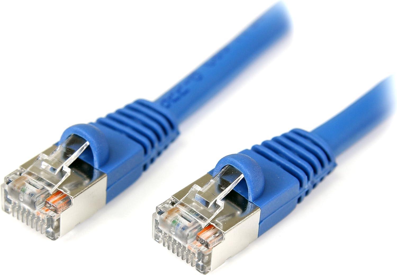 25 ft Blue SoDo Tek TM RJ45 Cat5e Ethernet Patch Cable for Samsung ER-5115 II Printer