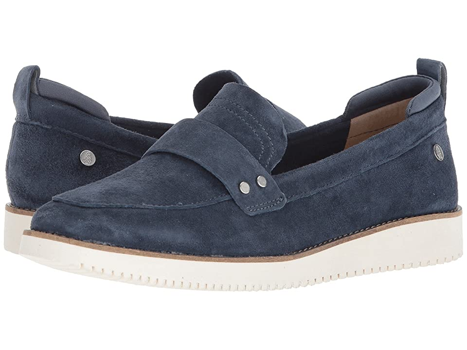 Hush Puppies Chowchow Loafer (Vintage Indigo Suede) Women