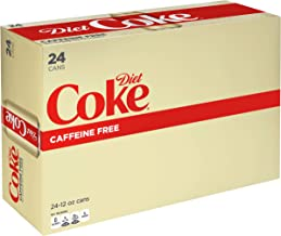 Caffeine Free Diet Coke, 12 fl oz, 24 Pack