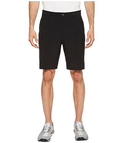 adidas Golf Ultimate 9 Shorts (Black) Men