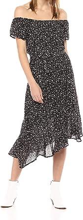 Lucky Brand Women's Cold Shoulder Dress