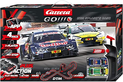 Carrera GO    Plus DTM Splash 'n dash