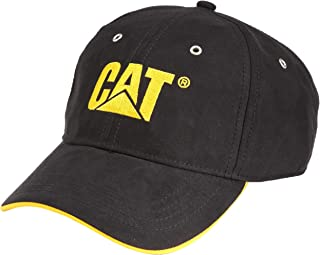 Caterpillar Men's Trademark Microsuede Cap