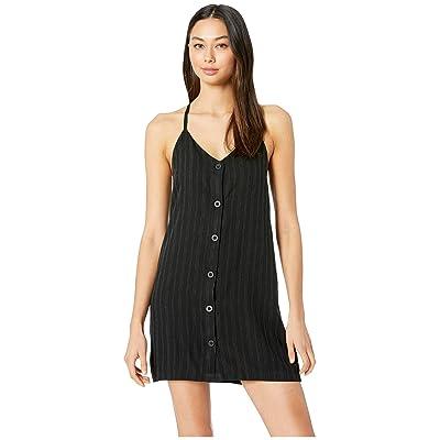 RVCA Mygo Dress (Black) Women