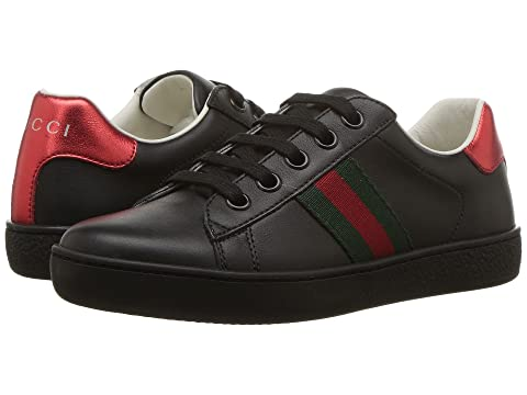 Gucci Kids New Ace Sneakers (Little Kid)
