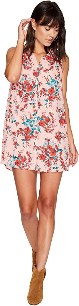 Armand Floral Printed Dress