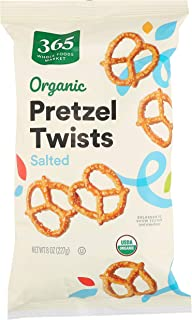 365 by Whole Foods Market, Pretzel Twists, Salted, 8 Ounce