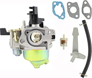 Pro Chaser Carburetor for Honda GX120 GX140 GX160 GX168 GX200 Small Engines WP30X Water Pump Pressure Washer OEM # 16100-ZE1-825 16100-ZE1-814 16100-ZE0-817 16100-ZH8-W61 16100-ZH7-W51 W/gaskets