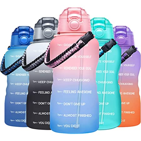 Chug Lid Hidrate Spark Steel Smart Water Bottle Tracks Water Intake /& Glows to Remind You to Stay Hydrated