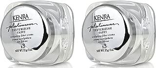Kenra Platinum Texturizing Taffy #13, 2-Ounce (2-Pack)