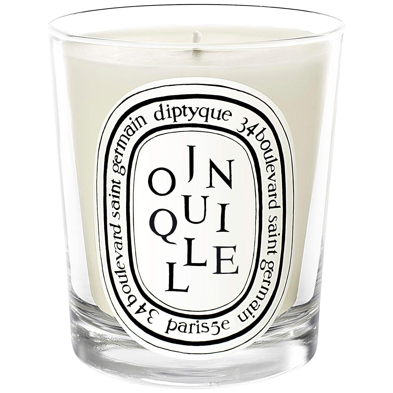 海外計算するすすり泣き[Diptyque] Diptyque Jonquilleキャンドル190グラム - Diptyque Jonquille Candle 190g [並行輸入品]