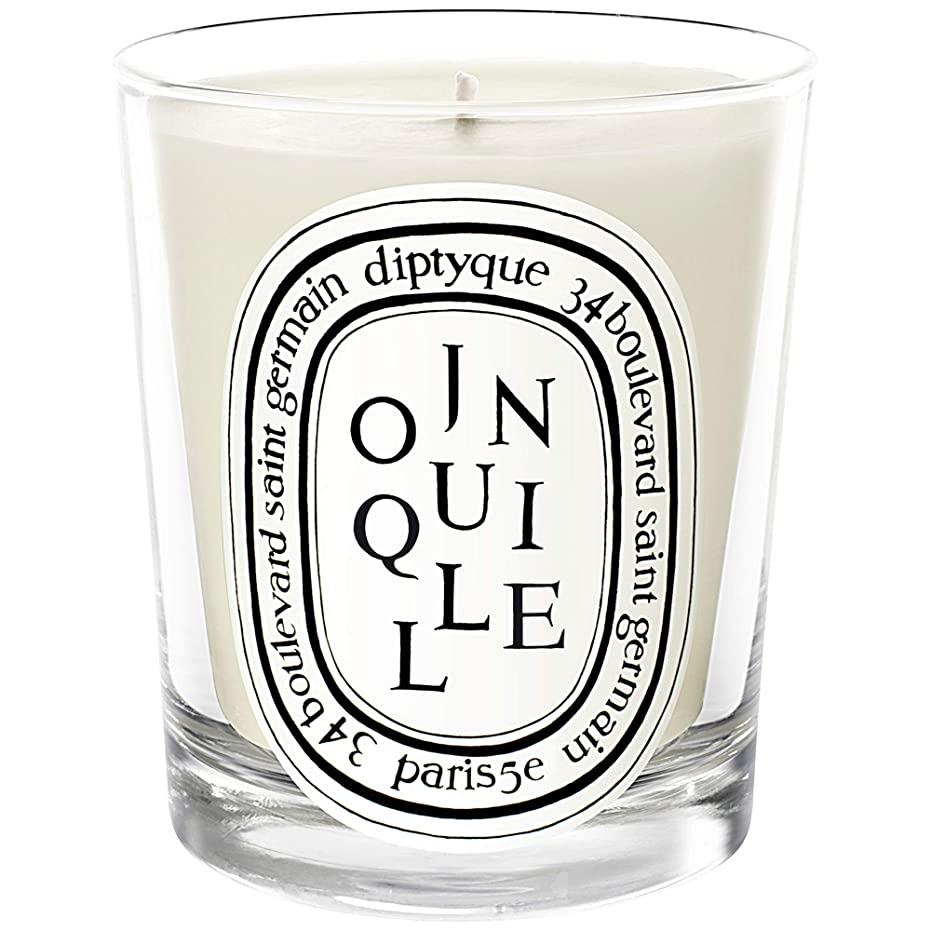 ねばねば微妙ぼろ[Diptyque] Diptyque Jonquilleキャンドル190グラム - Diptyque Jonquille Candle 190g [並行輸入品]