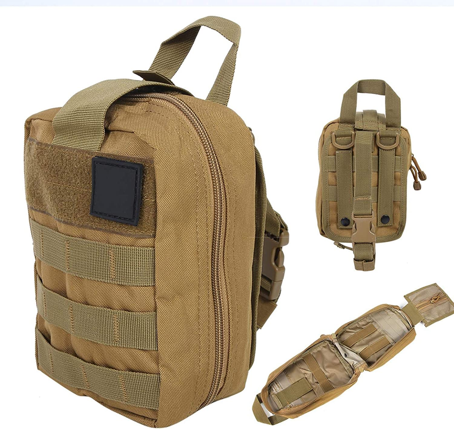 Tactical Pouch First Japan Maker New Aid New life Kit Multipurpose Emerg Profesaional for