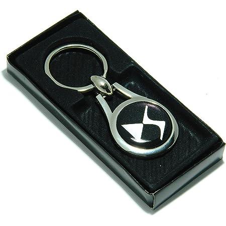 Porte-clés Bullit en Métal Argenté LEXUS