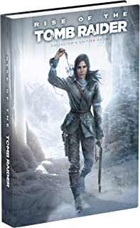 Rise of the Tomb Raider Collector's Edition Guide (Collectors Edition Guide)