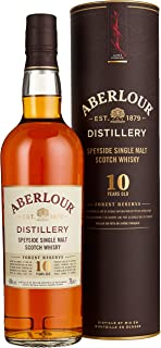 Aberlour 10 Years Old FOREST RESERVE Speyside Single Malt Scotch Whisky Whisky 1 x 0.7 l
