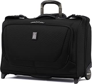 "Travelpro Crew 11 22"" Carry-On Rolling Garment Bag, Black (Black) - 407164001"
