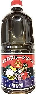 佐野の地ソース ミツハフルーツソース1ℓ