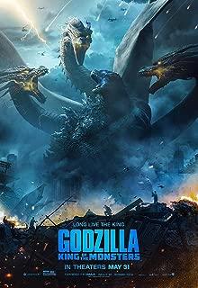 Monsters Movie Poster Kaiju Movie Poster King of Kaiju, 12