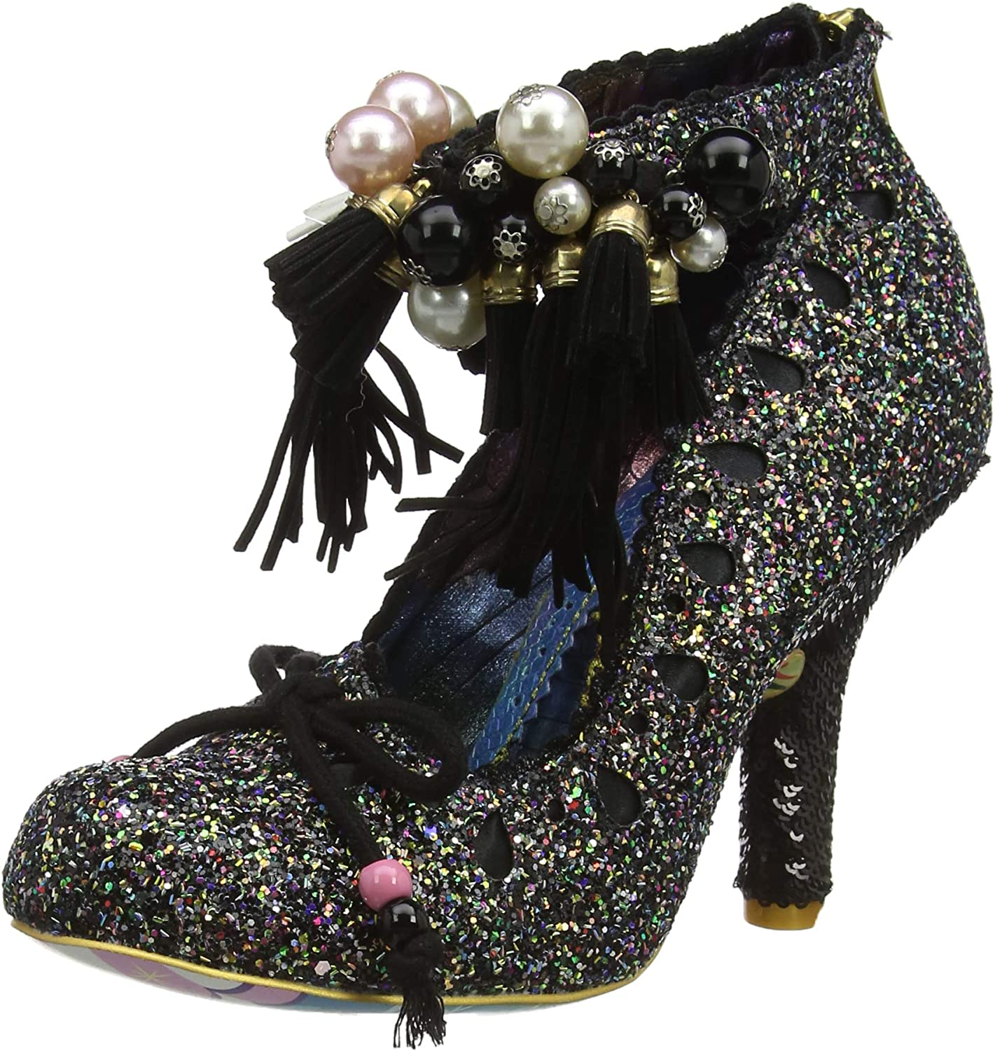 Irregular Choice Damen Princess Promise Pumps