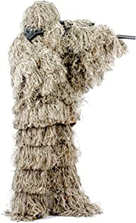 Auscamotek Ghillie Suit for Hunting Camouflage Suit...