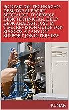Best it service desk analyst interview questions Reviews
