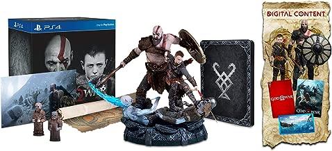 God of War Collector's Edition - PlayStation 4 (Renewed)