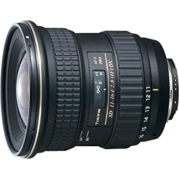 Tokina AT-X Pro DX 11-16mm F/2.8 Asph for Sony/ Minolta