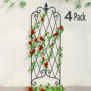 4 Pack Garden Trellis for Climbing Plants 47