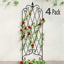 4 Pack Garden Trellis for Climbing Plants 47