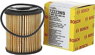 Bosch 72223WS / F00E369849 Workshop Engine Oil Filter