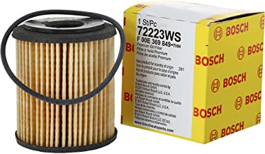 BOSCH製 BMW MINI ミニ R50 R53 R52 エンジンオイルフィルター/エンジンオイルエレメント W10 W11 エンジン用 11427512446 11420026787 BOSCH-72223WS クーパー Cooper ワ...