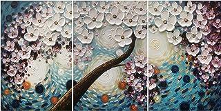 Dyi-Inn Art Wall Art Home Decor Artwork Original 3D Sets Oil Painting Fantastic Wall Decor Hand-painted on Canvas