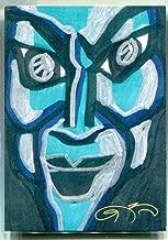 Jeff Hardy ART #107 from 2010 TriStar TNA Xtreme