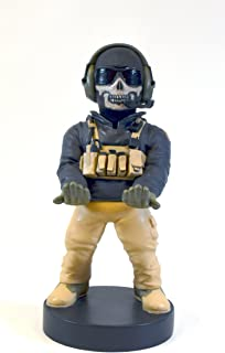 Call of Duty Cable Guys Lt. Simon Ghost Riley 8-Inch Phone & Controller Holder