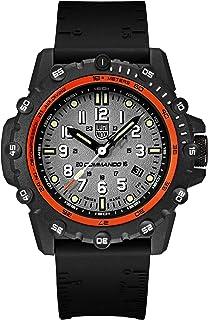 Luminox Navy Seal Mens Watch Commando Frogman Swiss Made (XS.3301/3300 Series): 200 Meter Water Resistant + Sapphire Cryst...
